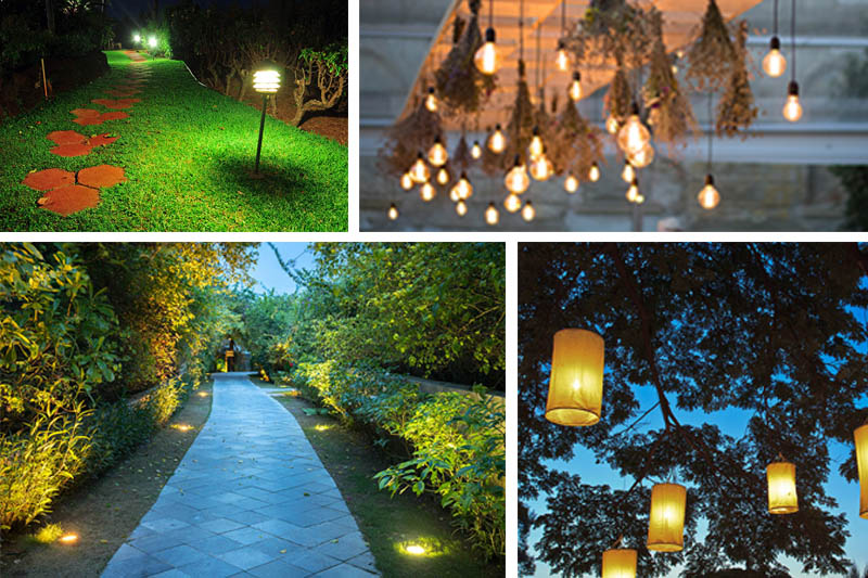 25 Best Backyard & Landscaping Lighting Ideas | Green and Vibra