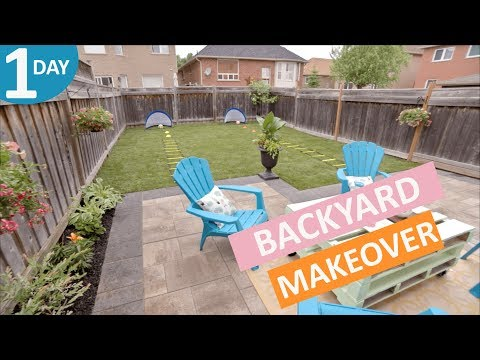 Backyard Makeover in a Day | Scott's House Call S2(EP 9) - YouTu