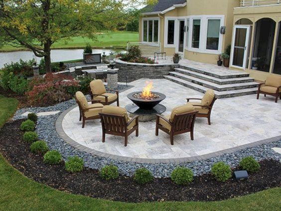 Captivating Backyard Patio Ideas for Stunning Outdoor Look .