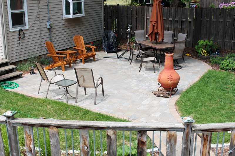 Case Study: Whittier Neighborhood Urban Backyard Patio And .