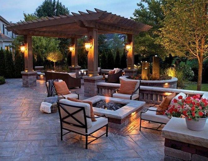 37+ The Trick for Outdoor Backyards Patio Ideas Budget - Homesu