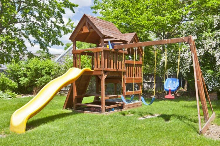 The 50 Best Backyard Swing Sets of 2020 - Family Living Tod