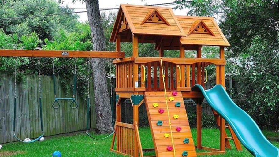 Playground Equipment | Angie's Li