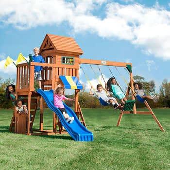 Backyard Playground Equipment | Cost