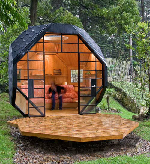 Small Backyard Playhouse for Inspired Kids and Adults Ali