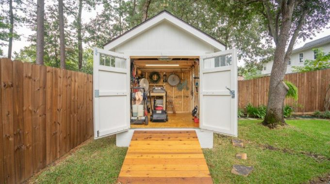 Beautiful Storage Shed an Asset to Backyard | Ulrich Sheds & Cabin .