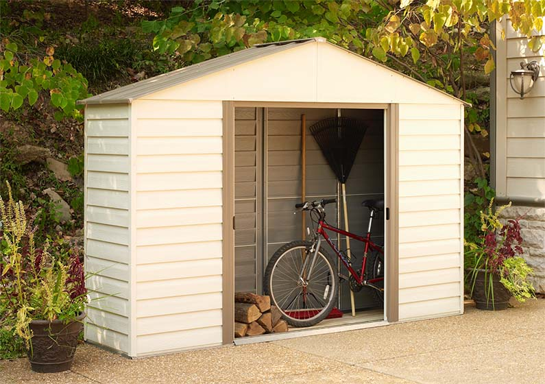 Backyard Organization: These Backyard Sheds Will Transform Your .
