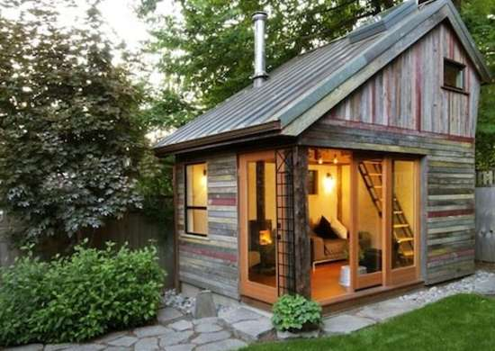 Backyard Sheds - 8 Other Uses for Outbuildings - Bob Vi
