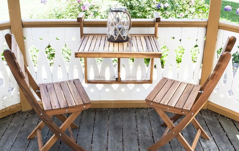 Balcony-Friendly Patio Furniture : balcony furnitu