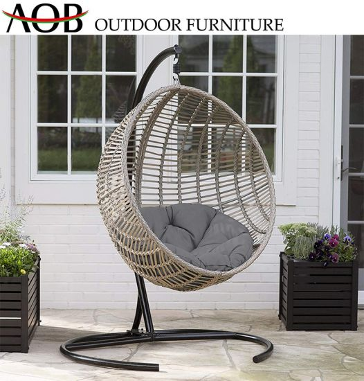 Chinese Outdoor Garden Patio Balcony Furniture Aluminium Hanging .