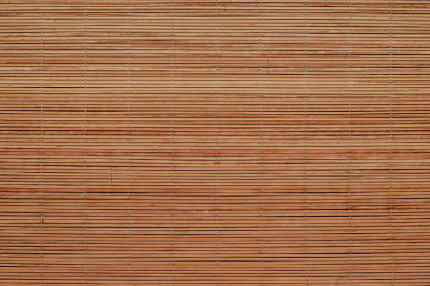 Wooden bamboo blind texture background | Premium Pho
