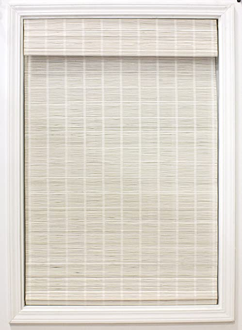 Amazon.com: Radiance 2215330E Bamboo Blinds, Roman, Cordless .