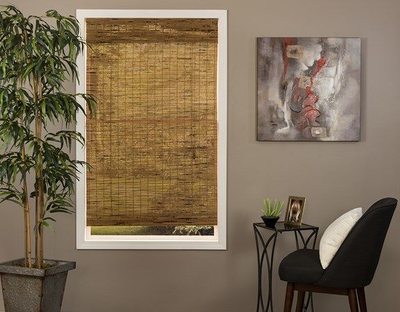 Bamboo Shades | Window Shades Simplified | JustBlin