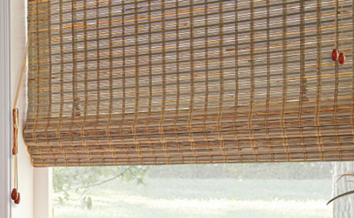 Bamboo Blinds & Shades - Woven Wood Shades | Blindsgalo