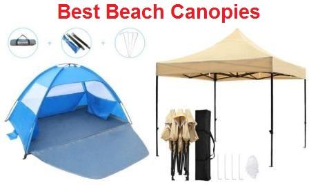 Top 15 Best Beach Canopies in 2020 | Travel Gear Zo
