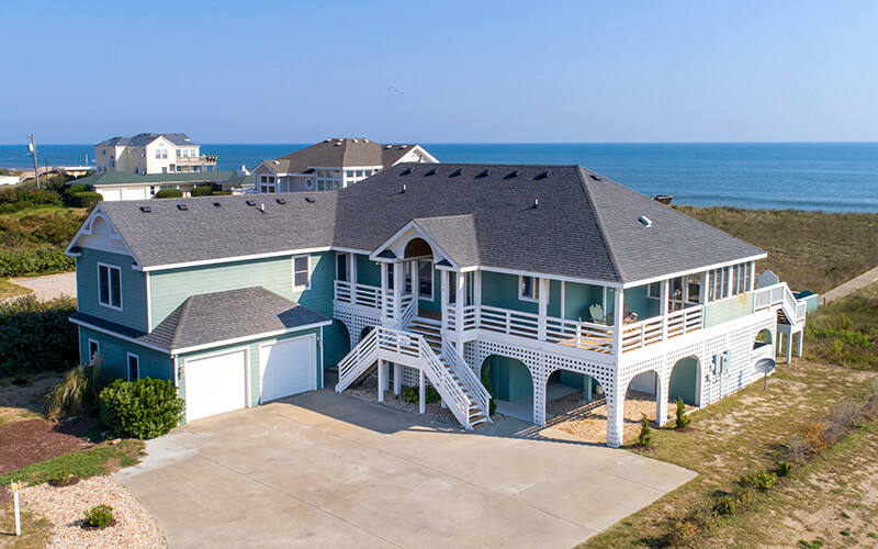 722 THE BEACH HOUSE | OBX Vacation Rentals in Southern Shores,