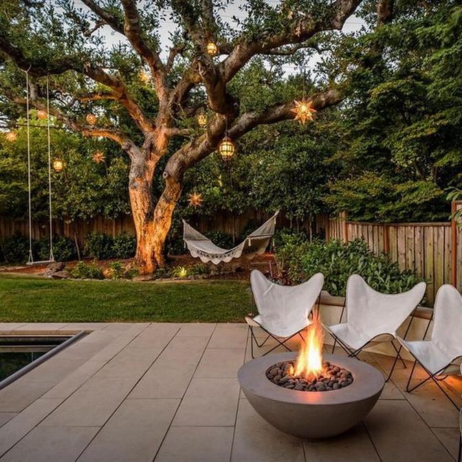 100+ Beautiful and Inspiring Beautiful Backyard Designs .