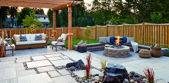 4 Beautiful Backyard Makeove