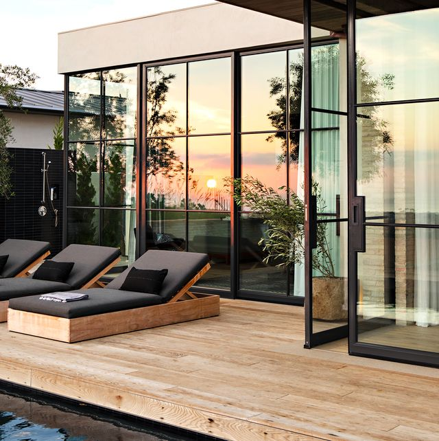 25 Creative Deck Ideas - Beautiful Outdoor Deck Desig