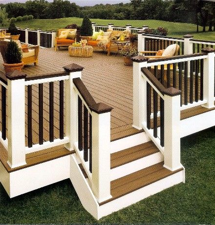 big, beautiful patio (With images) | Outdoor spaces, My dream home .