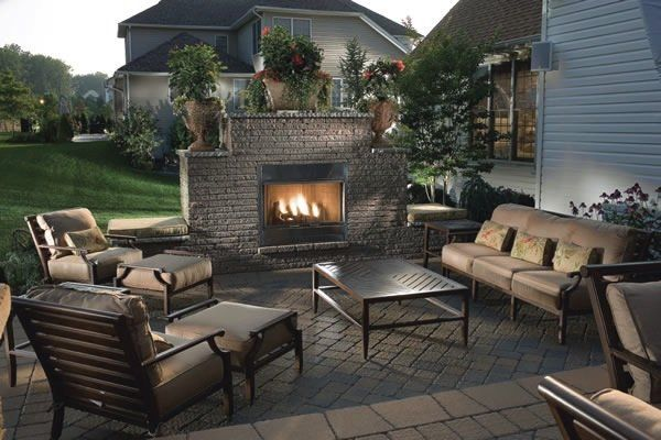 Beautiful patio deck with fireplace! 7 of the 10 Best Decks .