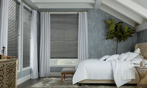 Top Bedroom Window Treatment Ideas | Hunter Dougl