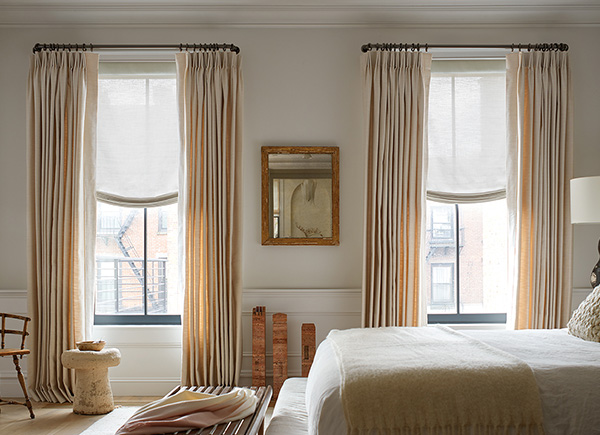 Bedroom Window Treatments | The Shade Sto