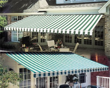 How to Purchase the Perfect House Awnings - Aleko Awning Produ