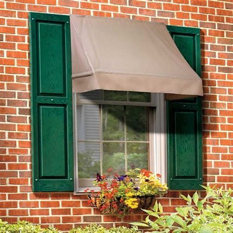 60 Best Windows Awning Ideas For Your Dream House - Enjoy Your .