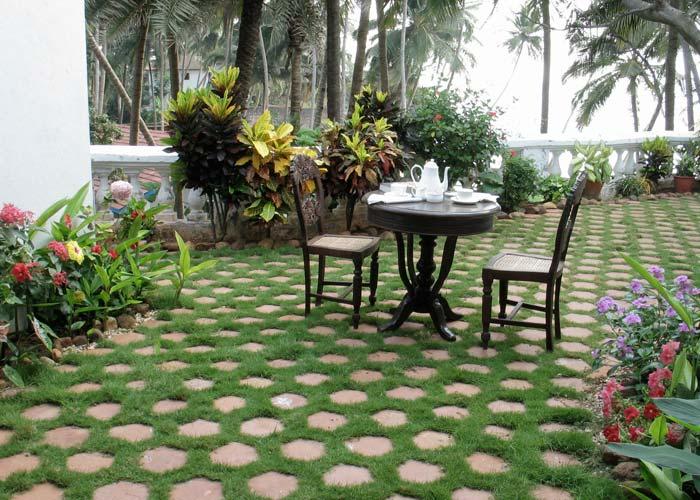 Terrace Garden – Decoration Ide