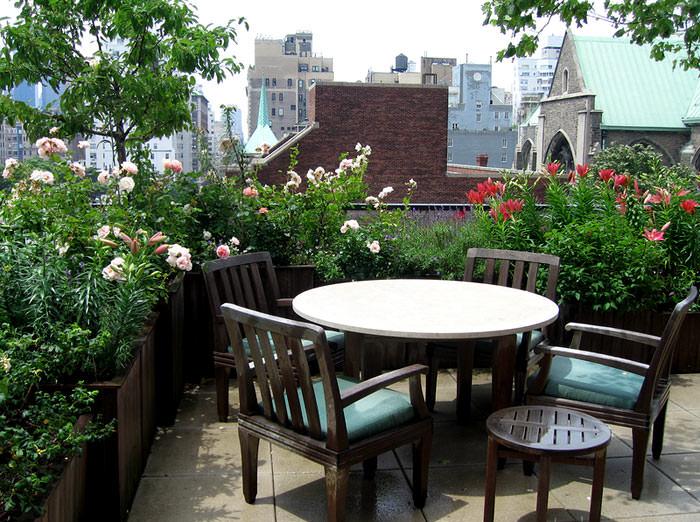 Best Terrace Garden