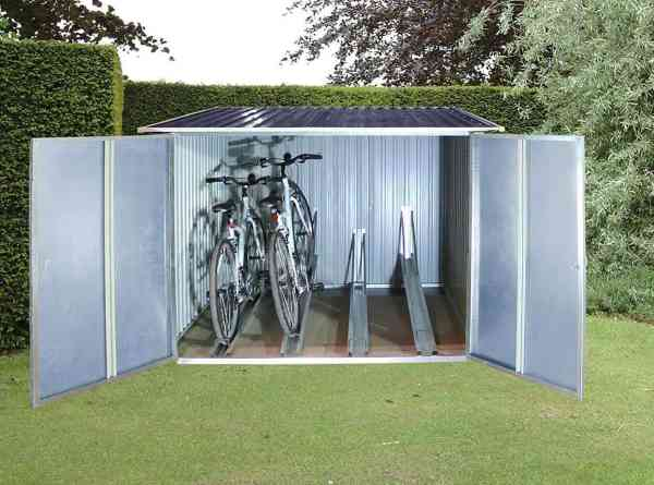 Best Outdoor Bicycle Storage Sheds - Road Bike Rider Cycling Si