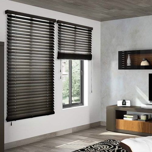 "2"" Architectural Wood Blind in 2020 