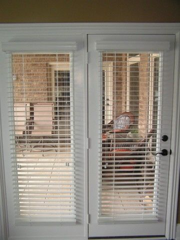 Blinds for French Doors –A way to secure and beautify your home .