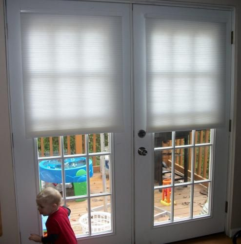Light Filtering Cellular Shades | Blinds.com in 2020 | French door .