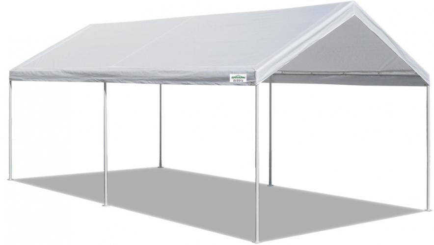 Heavy Duty Portable Garage Canopy Tent 10 x 20 Carport Party .