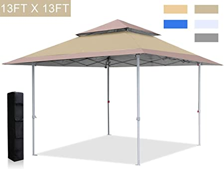 Amazon.com : ABCCANOPY 13x13 Canopy Tent Instant Shelter Pop Up .