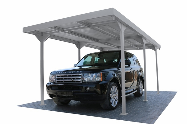 DuraMax Palladium 9 x 17 Outdoor Car Shelt