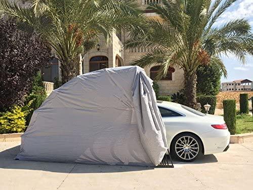 Amazon.com: Ikuby SUV Carport, Car Shelter, Car Canopy, Car Garage .