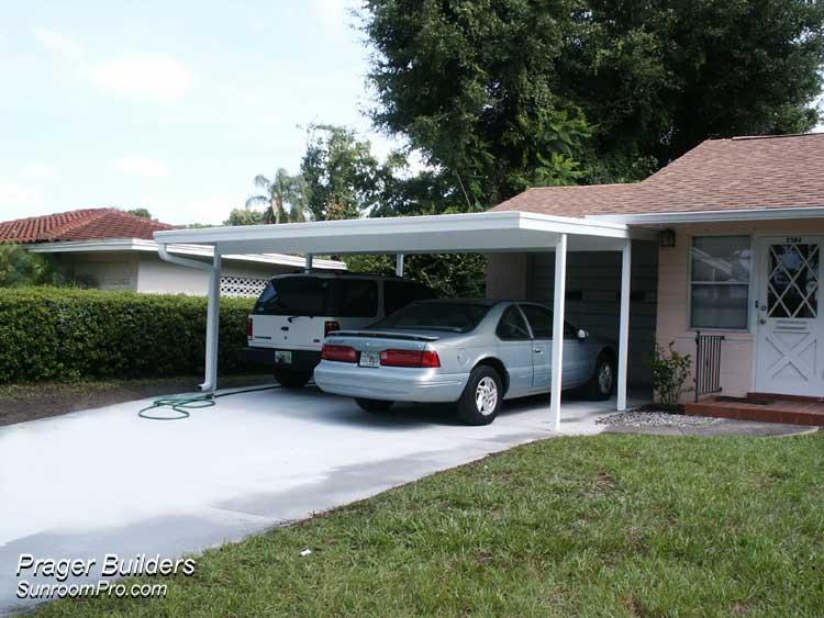 Carport Cover Orlando. Prager Builders Sunroom Pr