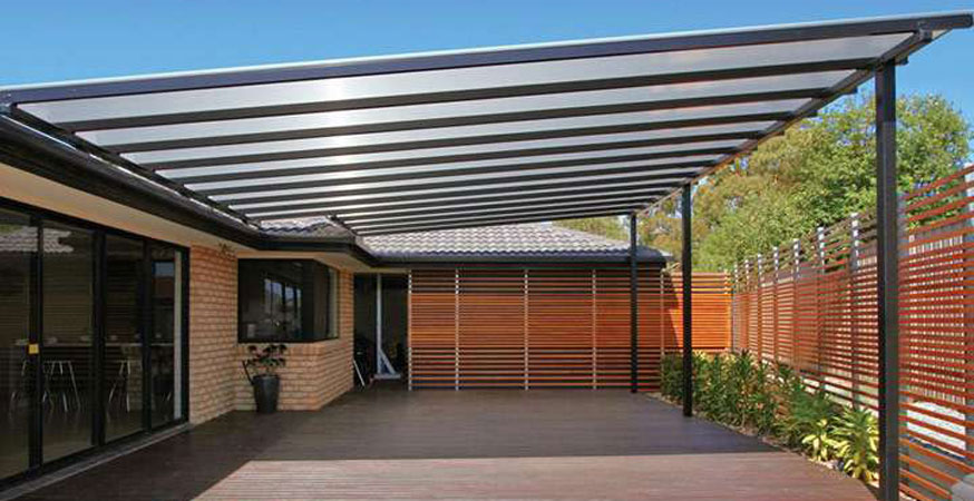 Choosing The Best Modern Carport Design Idea For Your Ho