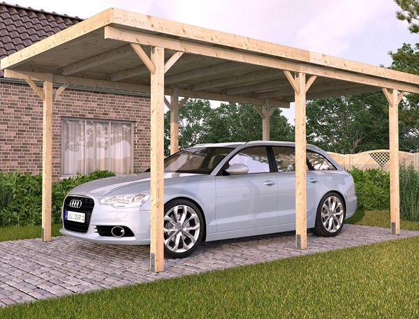 Very Affordable DIY Carport Ideas You Must Kn