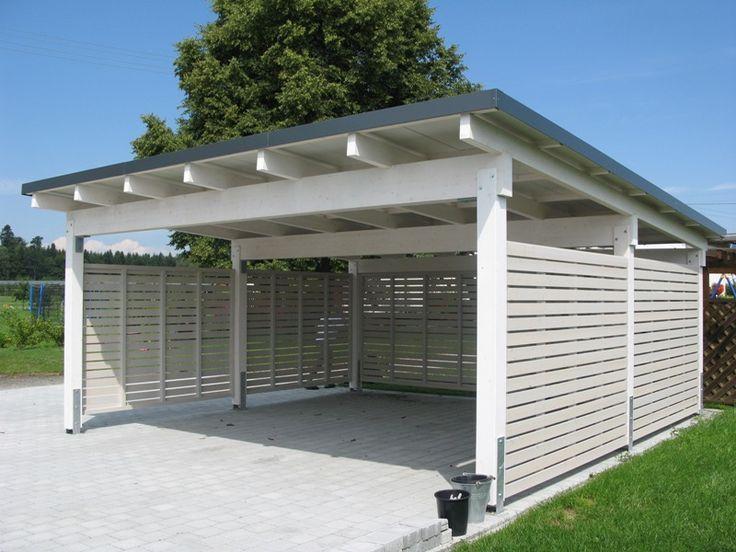 Carport ideas to consider while choosing design – TopsDecor.com in .