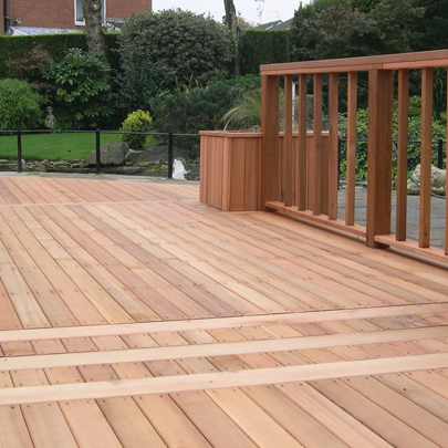 The Pros and Cons of Using Cedar for Your Deck Proje