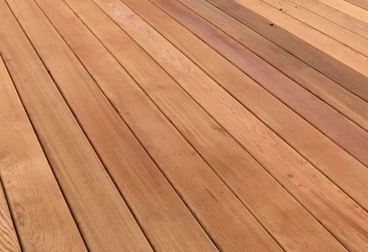 Western Red Cedar Decking - The Decking Supersto