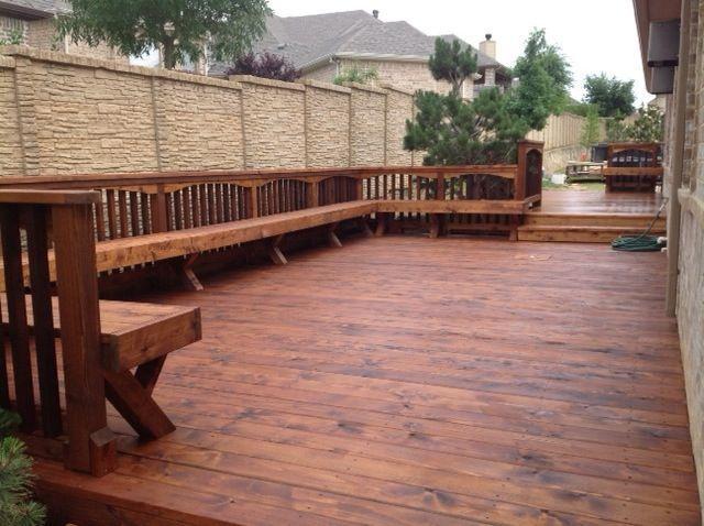 Cedar vs. Composite | Texas Best Fence & Pat