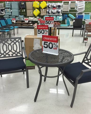 Target: Outdoor Furniture Clearance 50-70% off - My Frugal Adventur