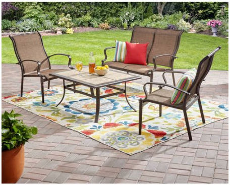 Walmart Patio Furniture Clearance Deal