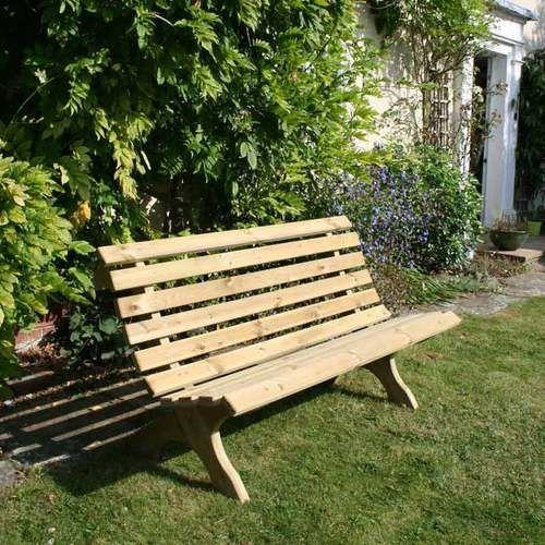 Comfortable Garden Seats – kadinhayat.org in 2020 | Wooden garden .