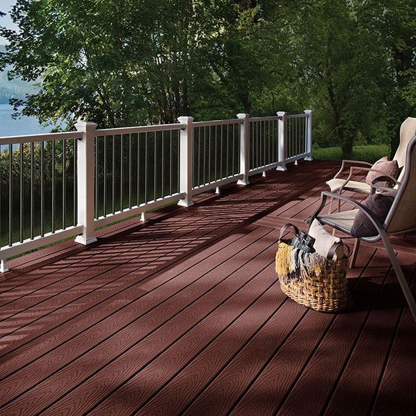 Trex Select Composite Decking Boards - DecksDire